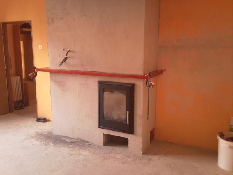 Shelf Above Fireplace