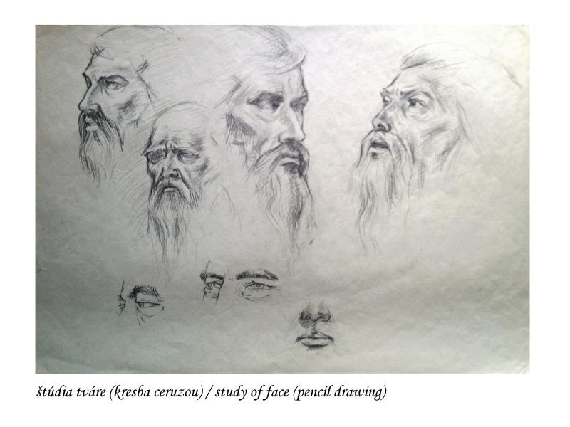 Studia Tvare Maľba A Kresba Matus Proks